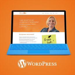wordpress website ontwerpen voor mindon mindful ondernemen