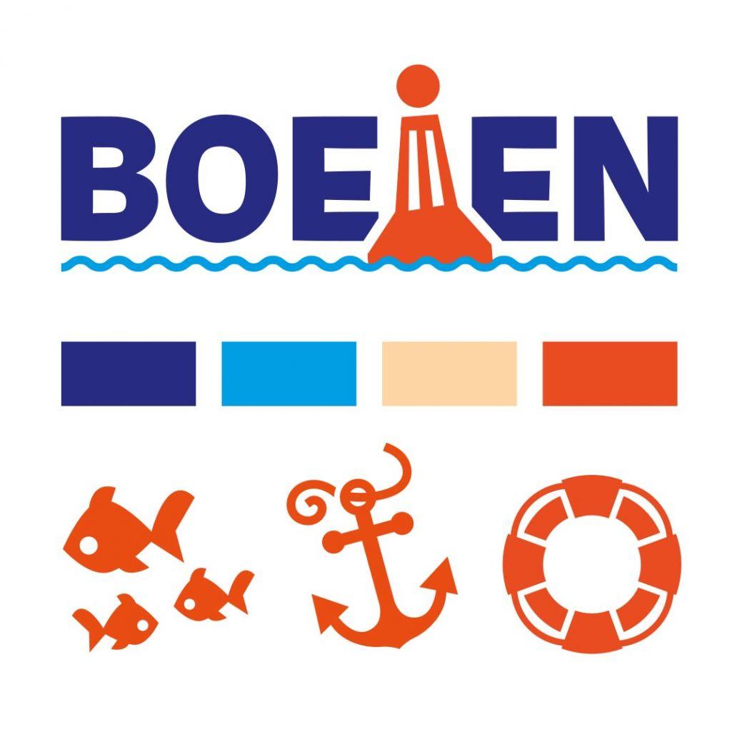 logo ontwerp restaurant boeien